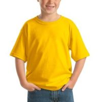 Youth Heavy Cotton ™ 100% Cotton T Shirt Thumbnail