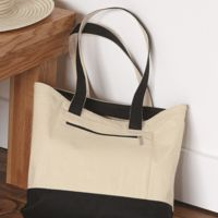 18.6L Canvas Zipper Tote Thumbnail