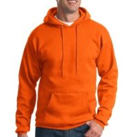 Essential Fleece Pullover Hooded Sweatshirt Thumbnail