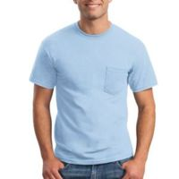 Ultra Cotton ® 100% Cotton T Shirt with Pocket Thumbnail