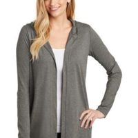 DP Women's Perfect Tri ® Hooded Cardigan Thumbnail